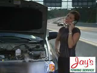 Jay's Towing Service - Vehicle Towing - 780-478-0394