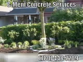 C-Ment Concrete Services - Concrete Contractors - 780-448-7209