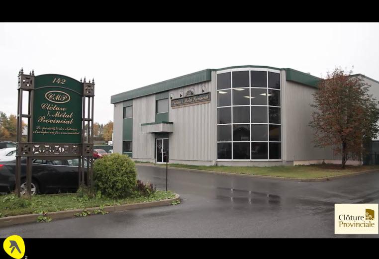 Clôture Provinciale Inc - Vidéo 1
