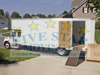 Five Star Moving - Video 1