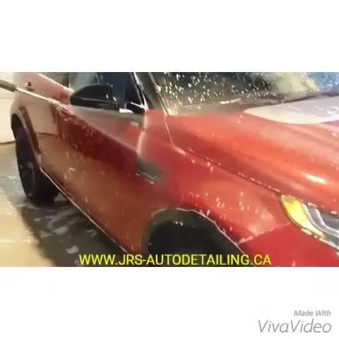 JR's Auto Detailing - Video 2