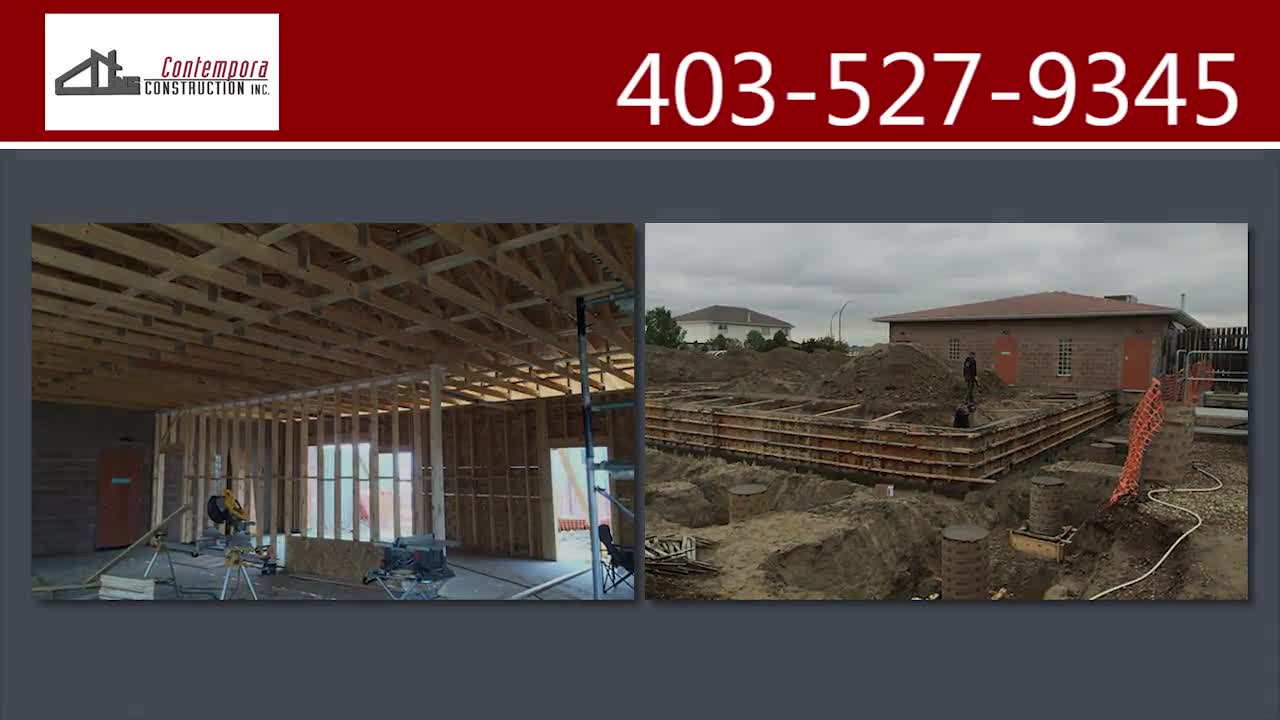 Contempora Construction Inc - Building Contractors - 403-527-9345