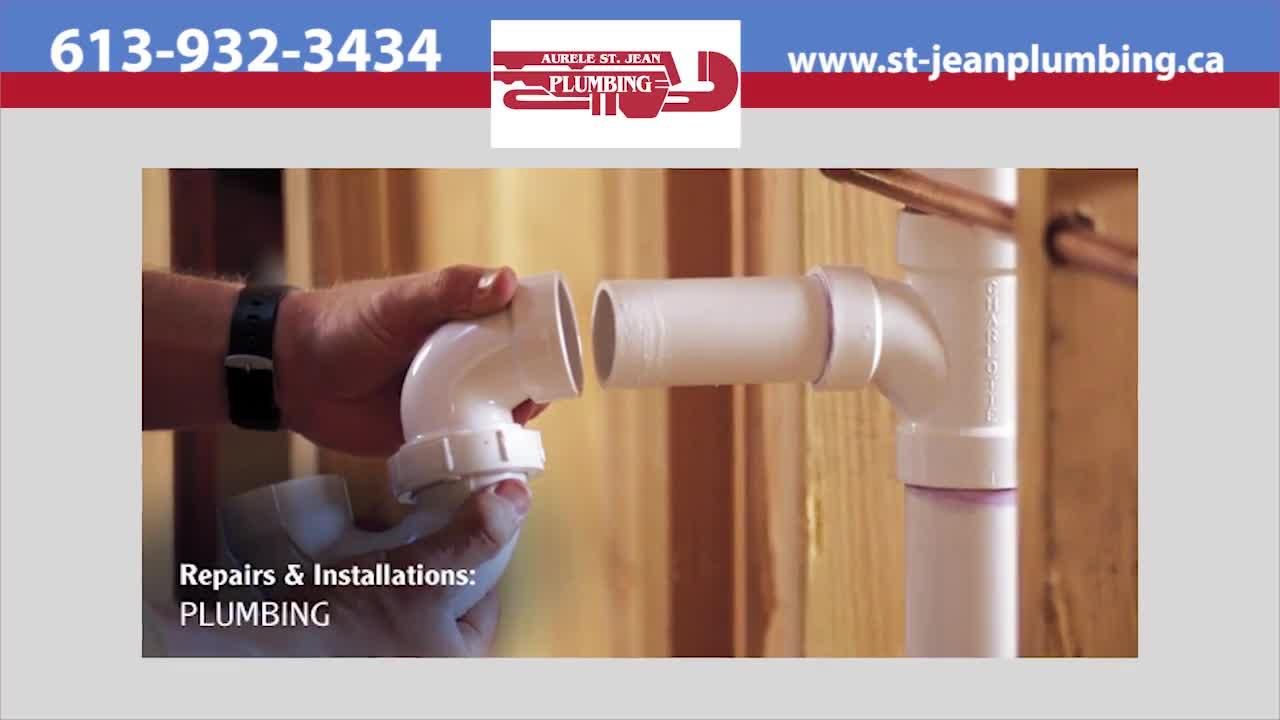Aurele St Jean Plumbing - Plumbers & Plumbing Contractors - 613-932-3434
