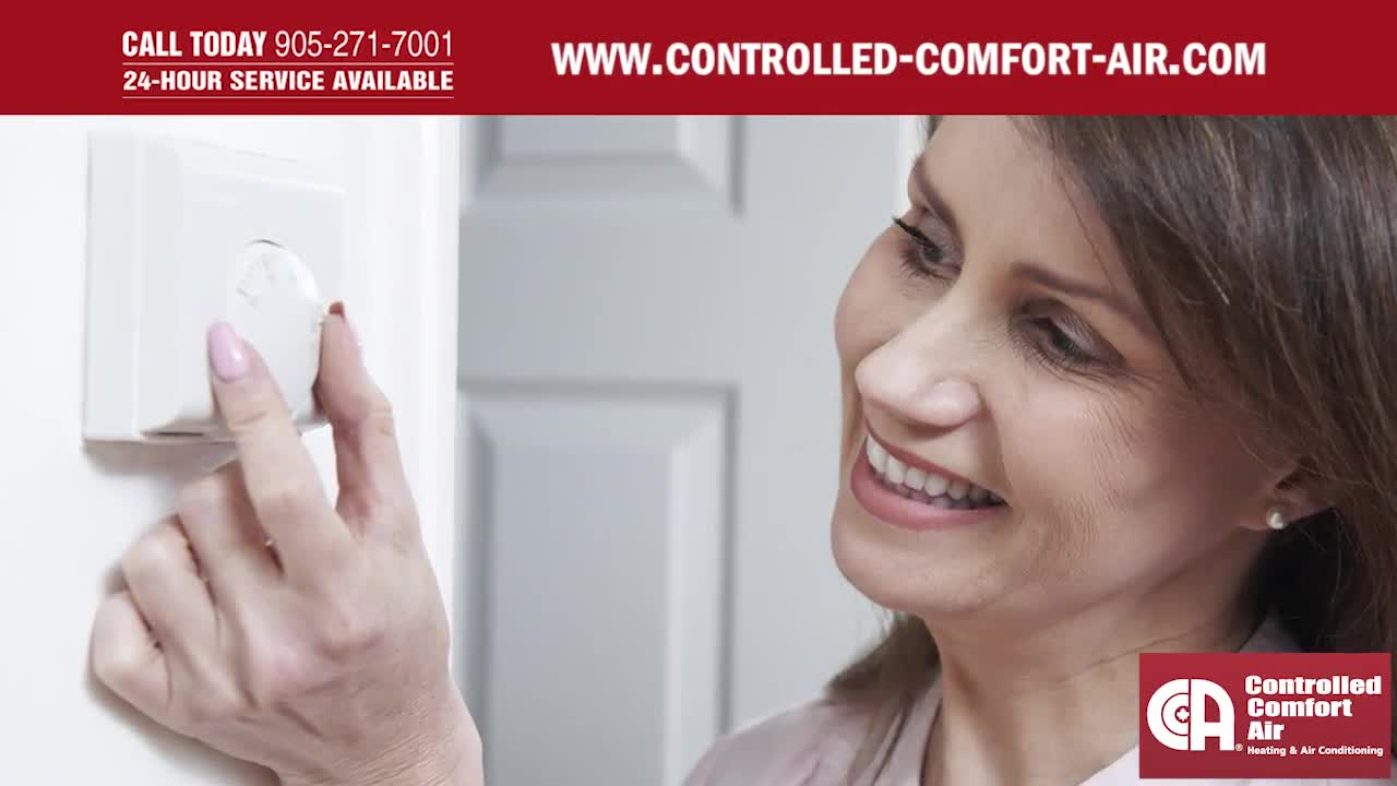 Controlled Comfort Air - Heating Contractors - 905-271-7001