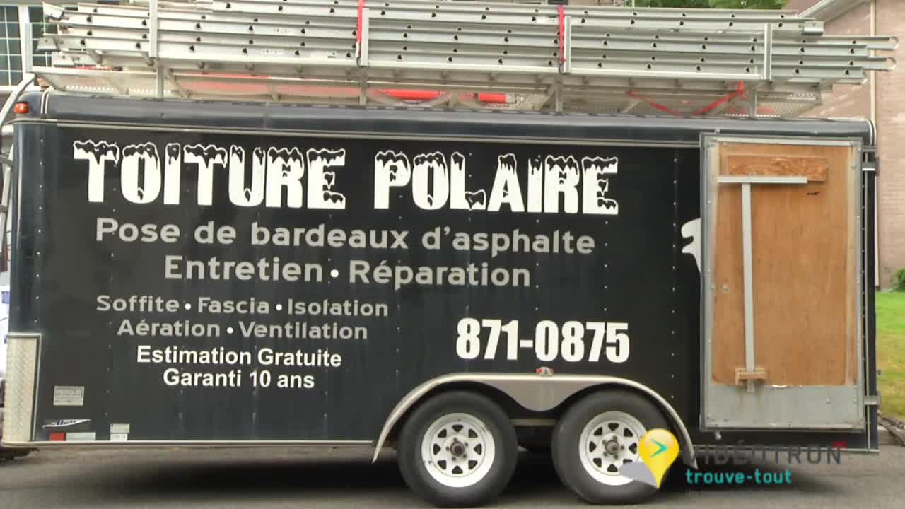 Toitures Polaires - Couvreurs - 418-871-0875