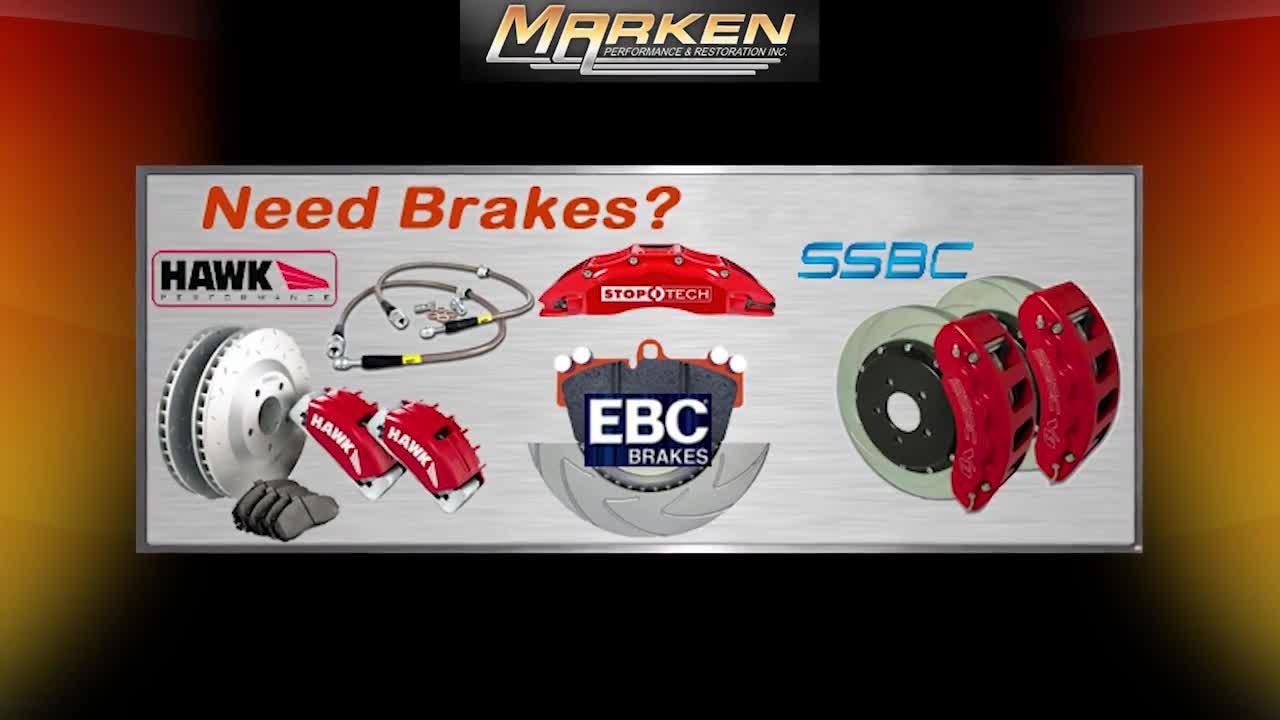 Marken Performance & Restoration Inc - Truck Caps & Accessories - 519-893-4383