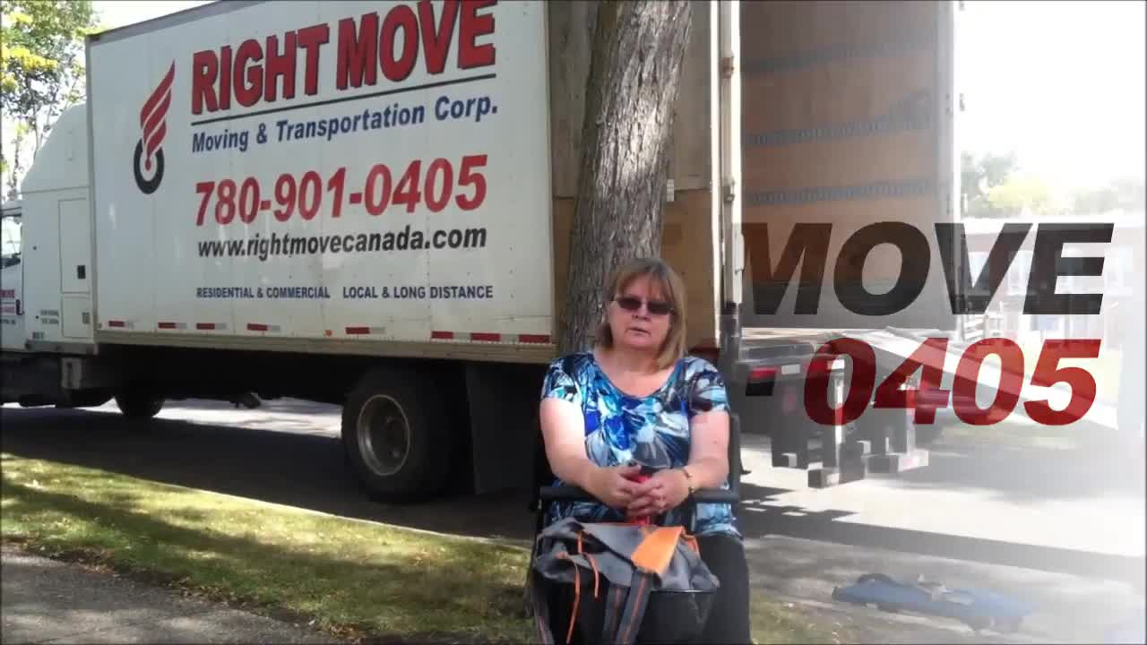 Right Move Moving & Storage - Moving Services & Storage Facilities - 780-901-0405