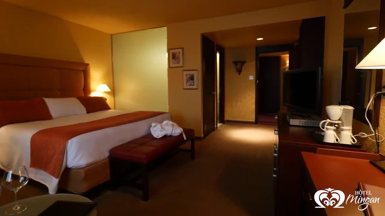 Hôtel Mingan - Hotels - 418-968-2121