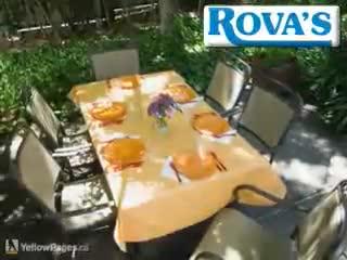 Rova Enterprises - Awning & Canopy Sales & Service - 705-876-9707