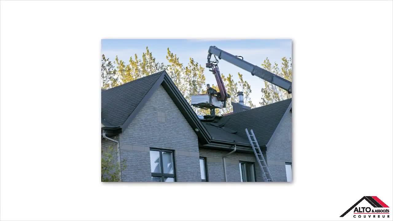 Alto & Associés Couvreur - Conseillers en toitures - 450-467-5004