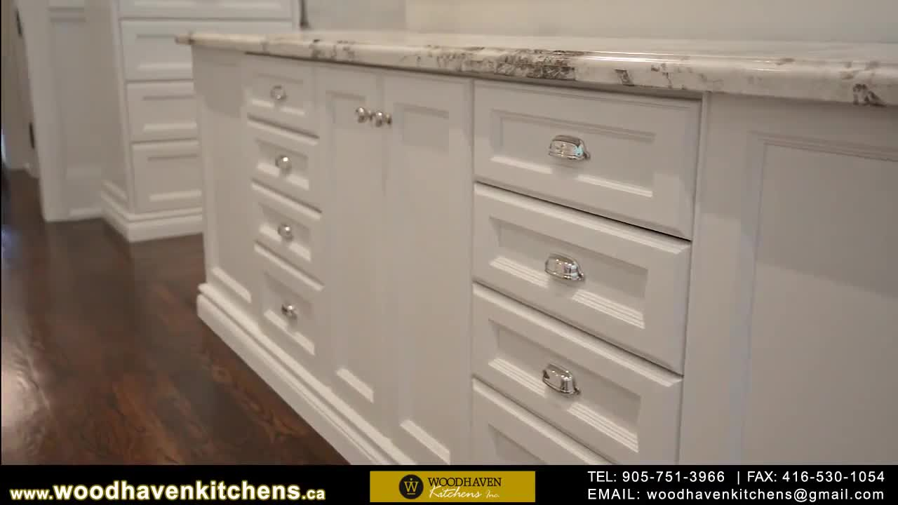 Woodhaven Kitchens Inc - Kitchen Cabinets - 905-751-3966