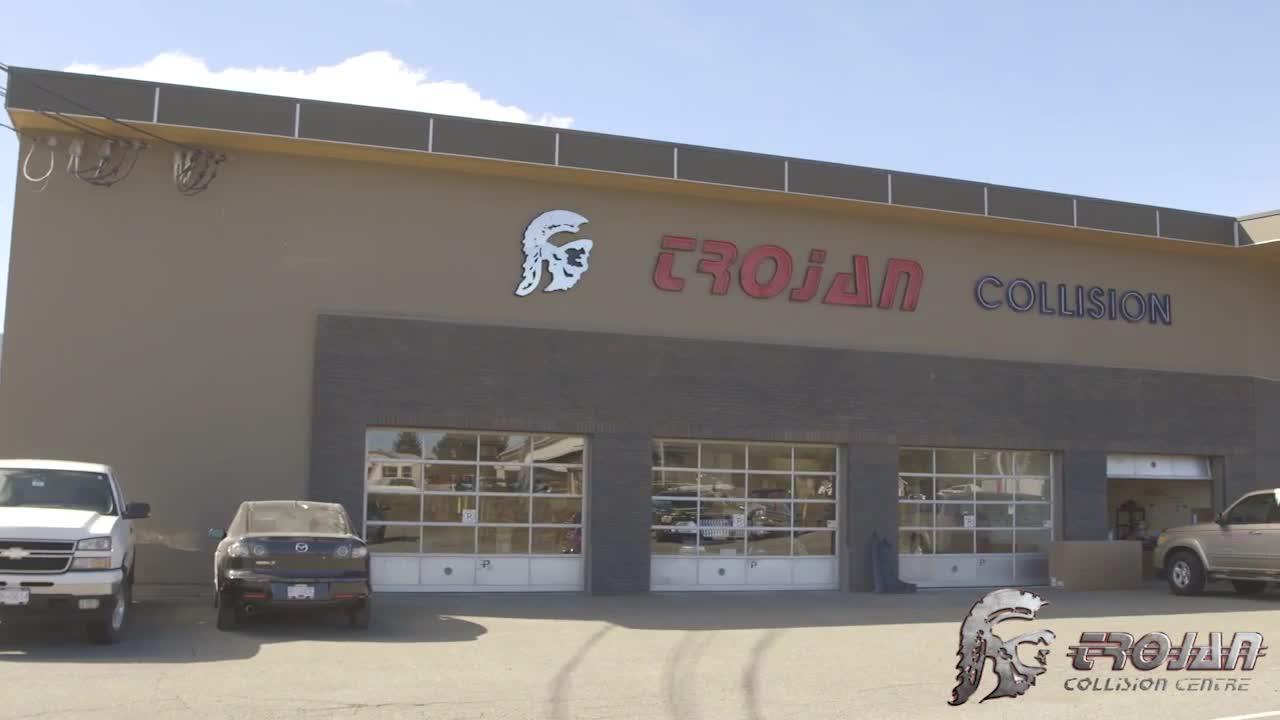 Trojan Collision Centre - Auto Body Repair & Painting Shops - 2507561266