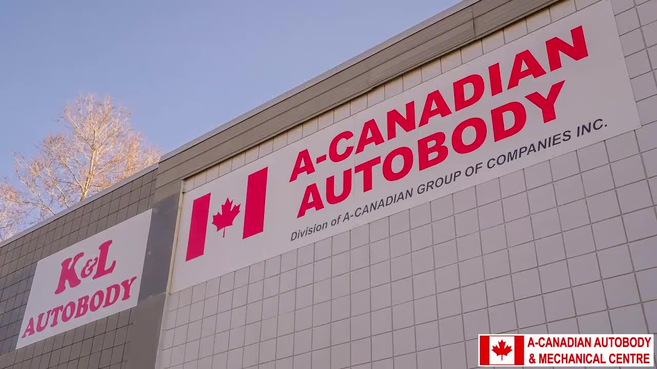 A-Canadian Autobody - Video 1