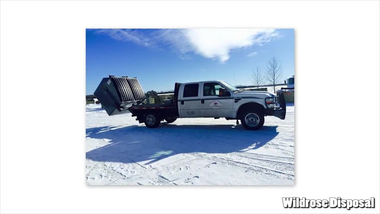 Wildrose Disposal - Bulky, Commercial & Industrial Waste Removal - 780-826-2466