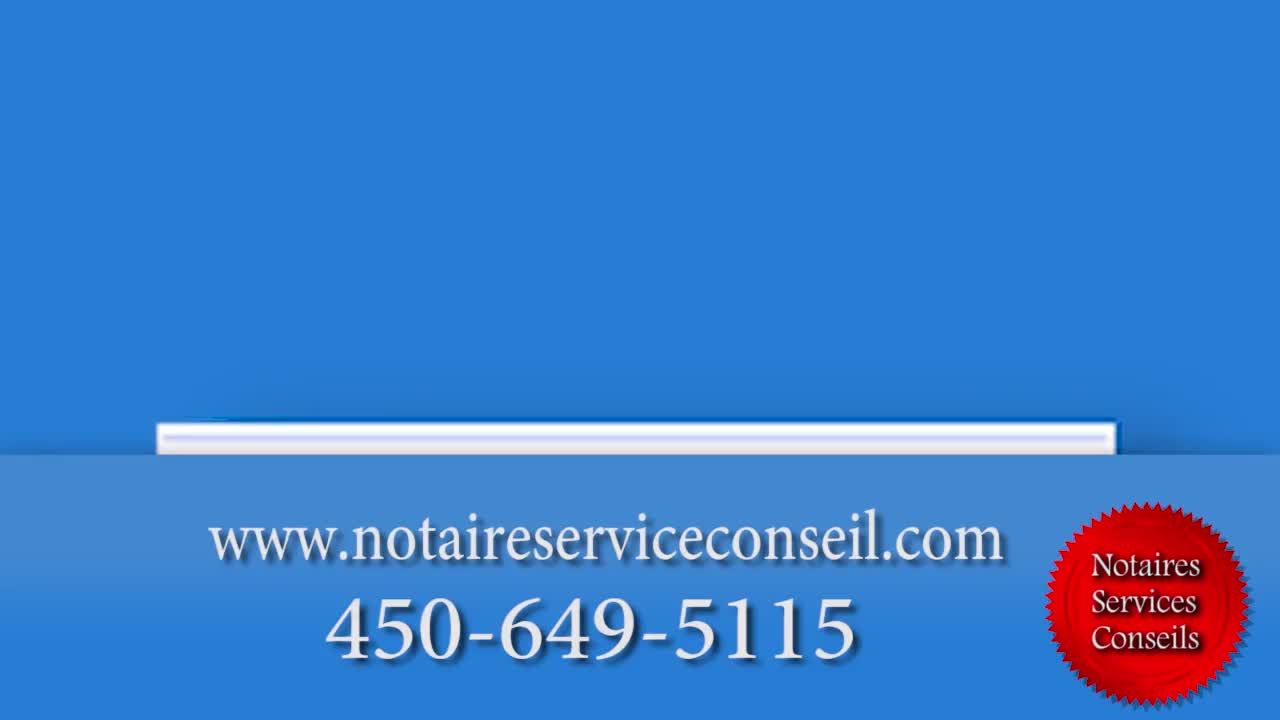 Notaires Services Conseils - Notaires - 450-649-5115