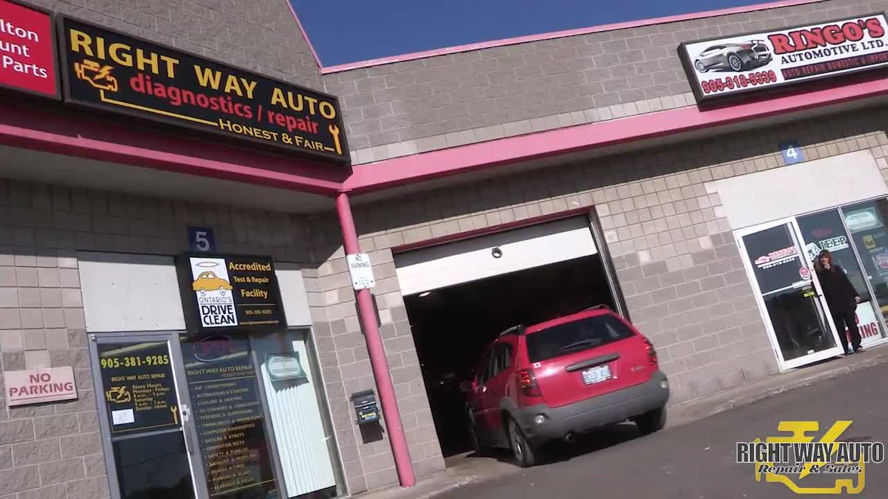 Right Way Auto Repair - Car Repair & Service - 905-381-9285