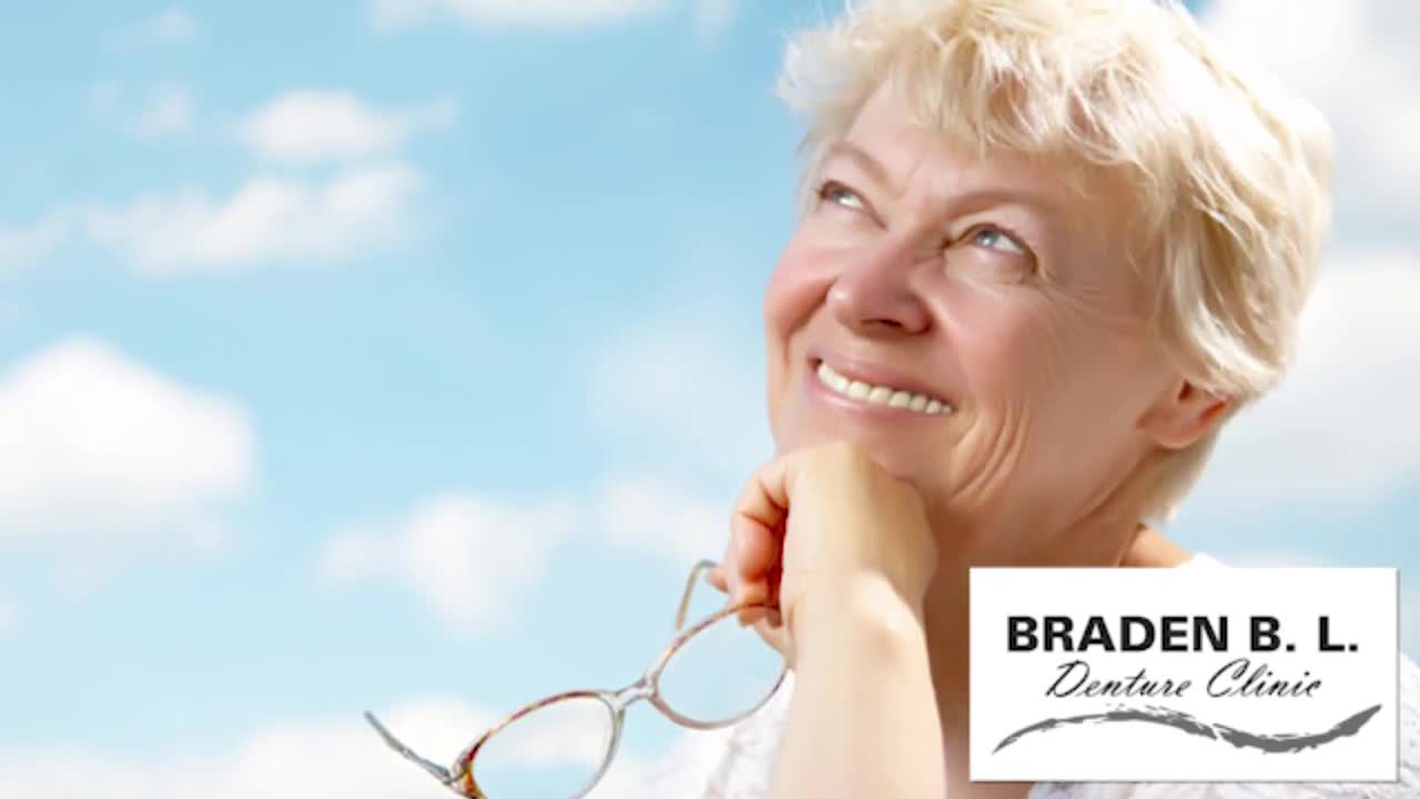 Braden Denture Clinic - Teeth Whitening Services - 403-283-1134