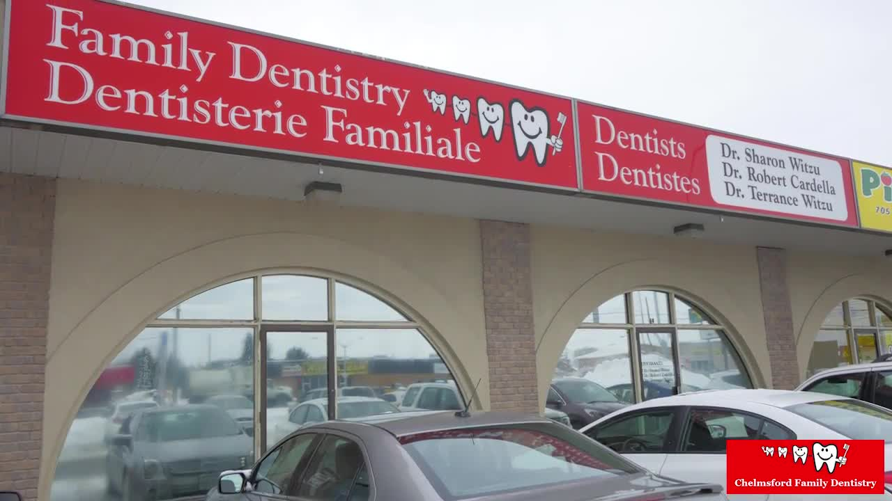 Chelmsford Family Dentistry - Teeth Whitening Services - 705-855-3200