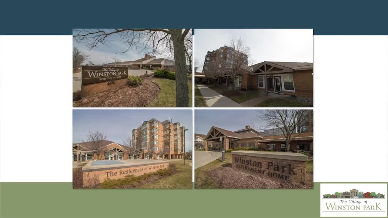 The Village of Winston Park - Nursing Homes - 519-576-2430