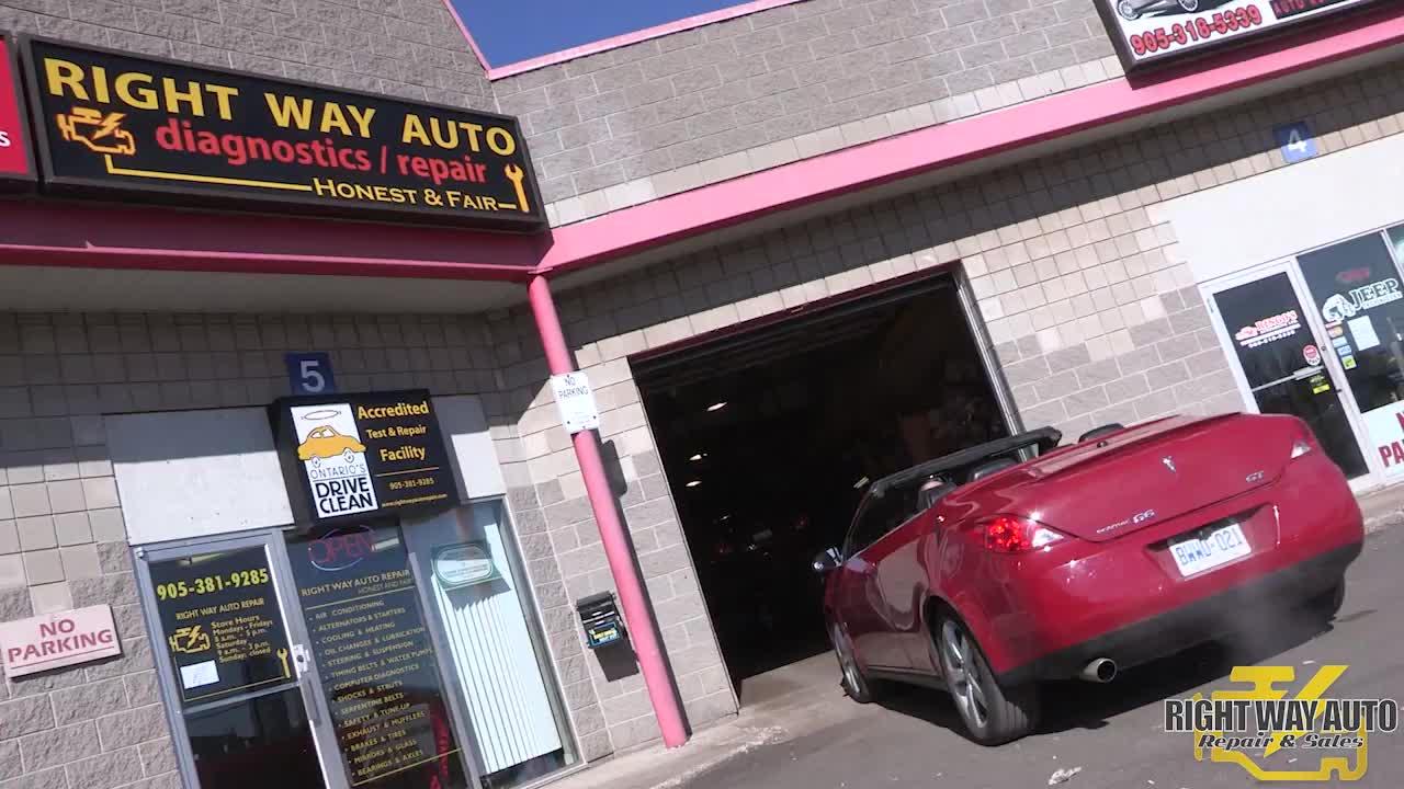 Right Way Auto Repair - Auto Repair Garages - 905-381-9285