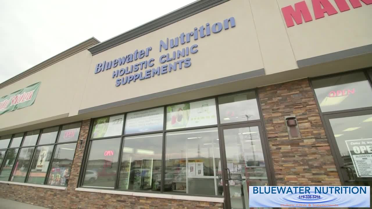 Bluewater Nutrition - Health Food Stores - 519-336-5258