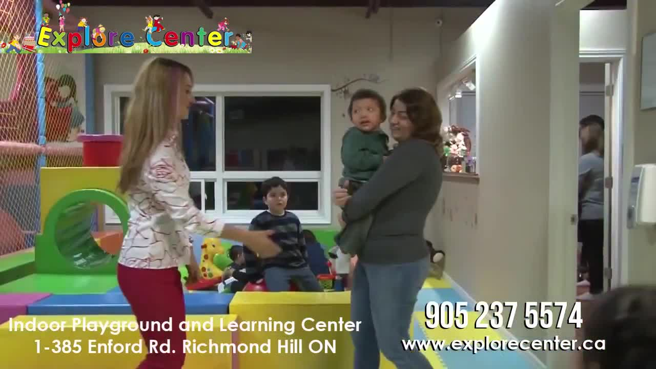 Explore Center - Childcare Services - 905-237-5574