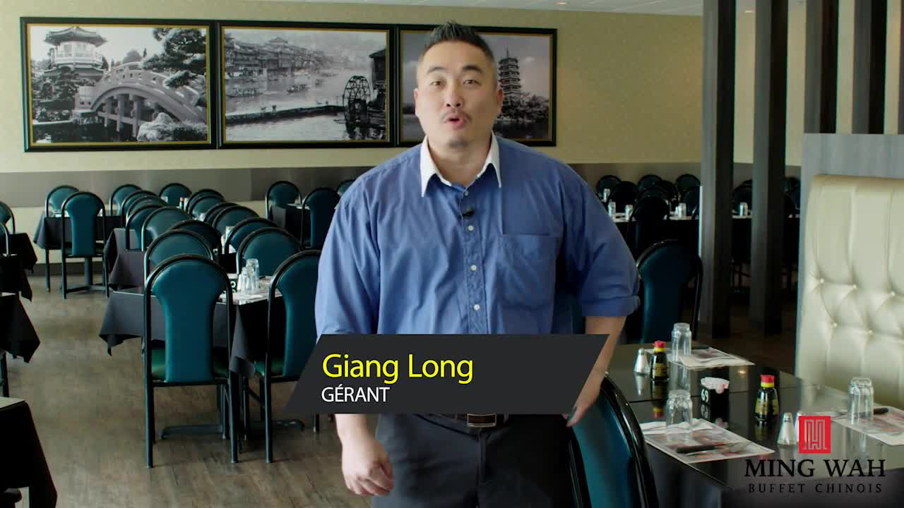 Buffet Chinois Ming Wah - Restaurants - 450-565-9020