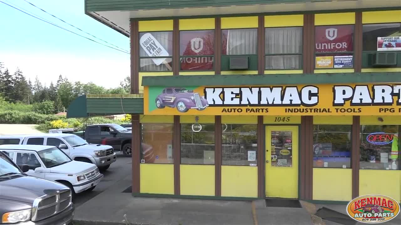 Kenmac Parts (1967) Ltd - New Auto Parts & Supplies - 604-886-2031