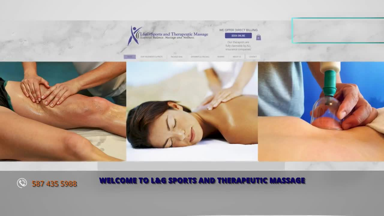 L&G Sports & Therapeutic Massage - Massage Therapists - 587-435-5988