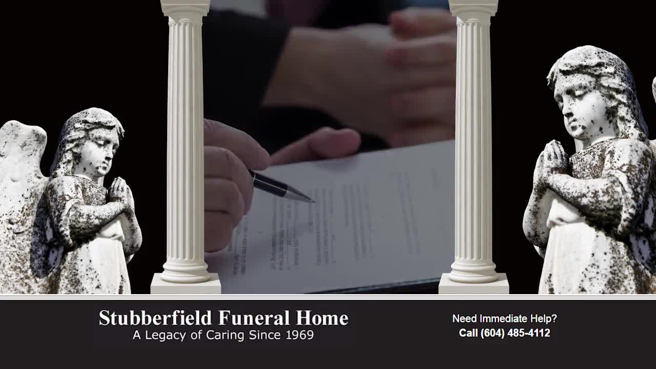Stubberfield Funeral Home Ltd - Monuments & Tombstones - 604-485-4112