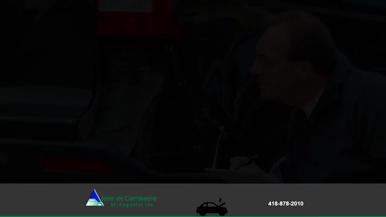 Garage Atelier de Carrosserie St-Augustin - Vidéo 1
