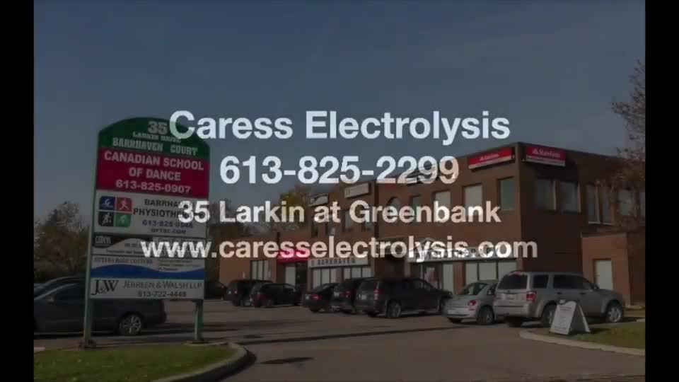 Caress Electrolysis Ltd - Electrolysis Treatments - 613-825-2299