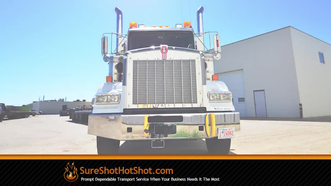 Sure Shot Hotshot & Pilot Services Inc - Courier Service - 780-220-7873