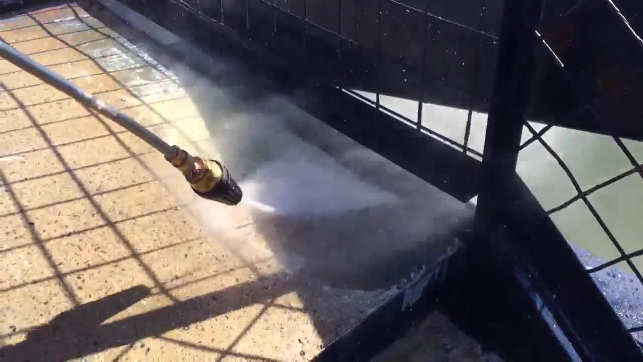 Haute Pression Montérégie - Nettoyage vapeur, chimique et sous pression - 514-778-1745