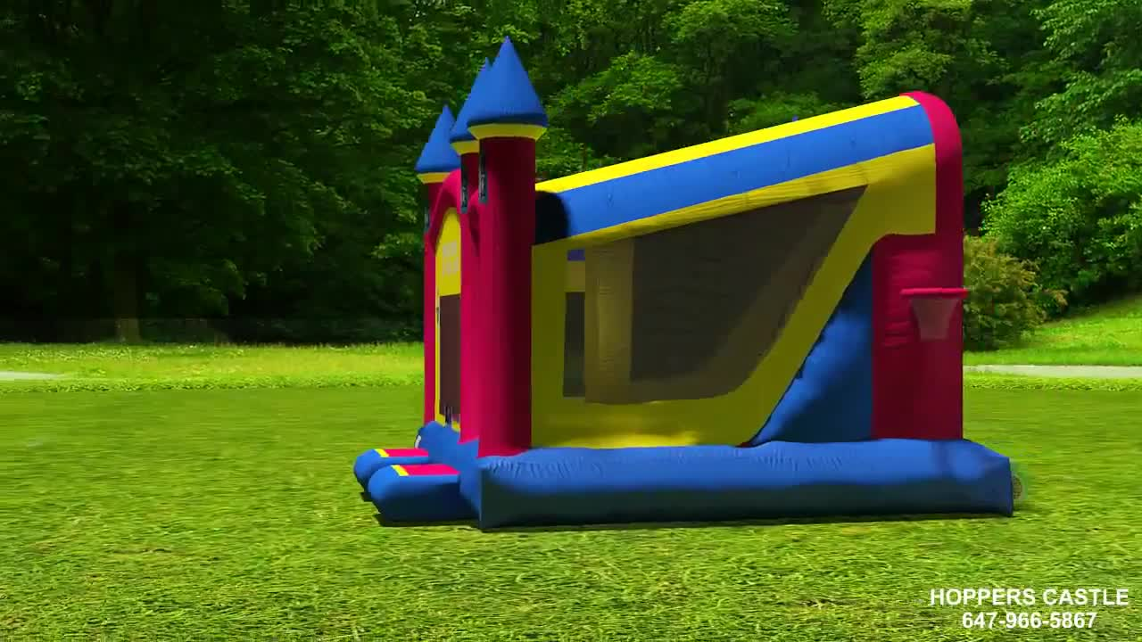 Hopper's Castle - Party Supply Rental - 647-966-5867