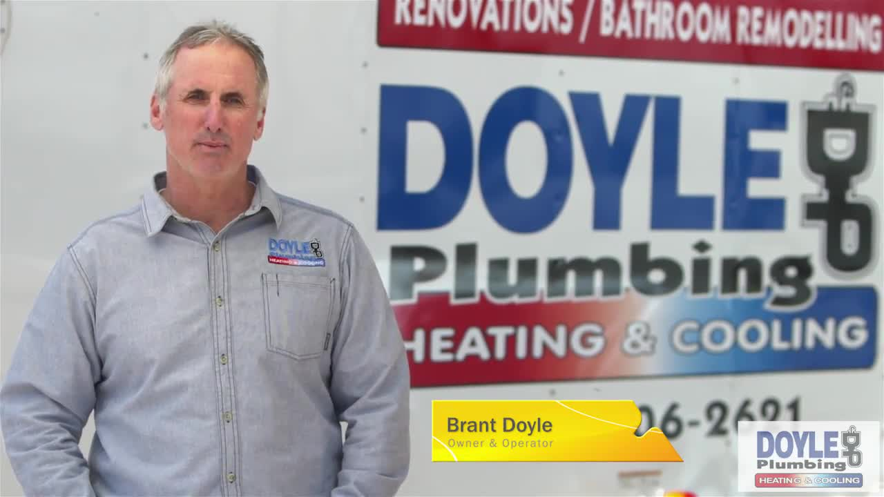Doyle Plumbing - Air Conditioning Contractors - 905-885-5858
