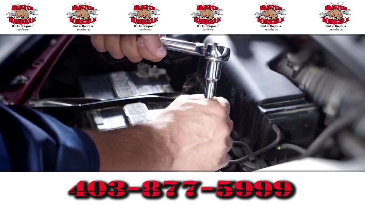 Busted Knuckle Auto Repair & Customs Inc - Auto Repair Garages - 403-877-5999
