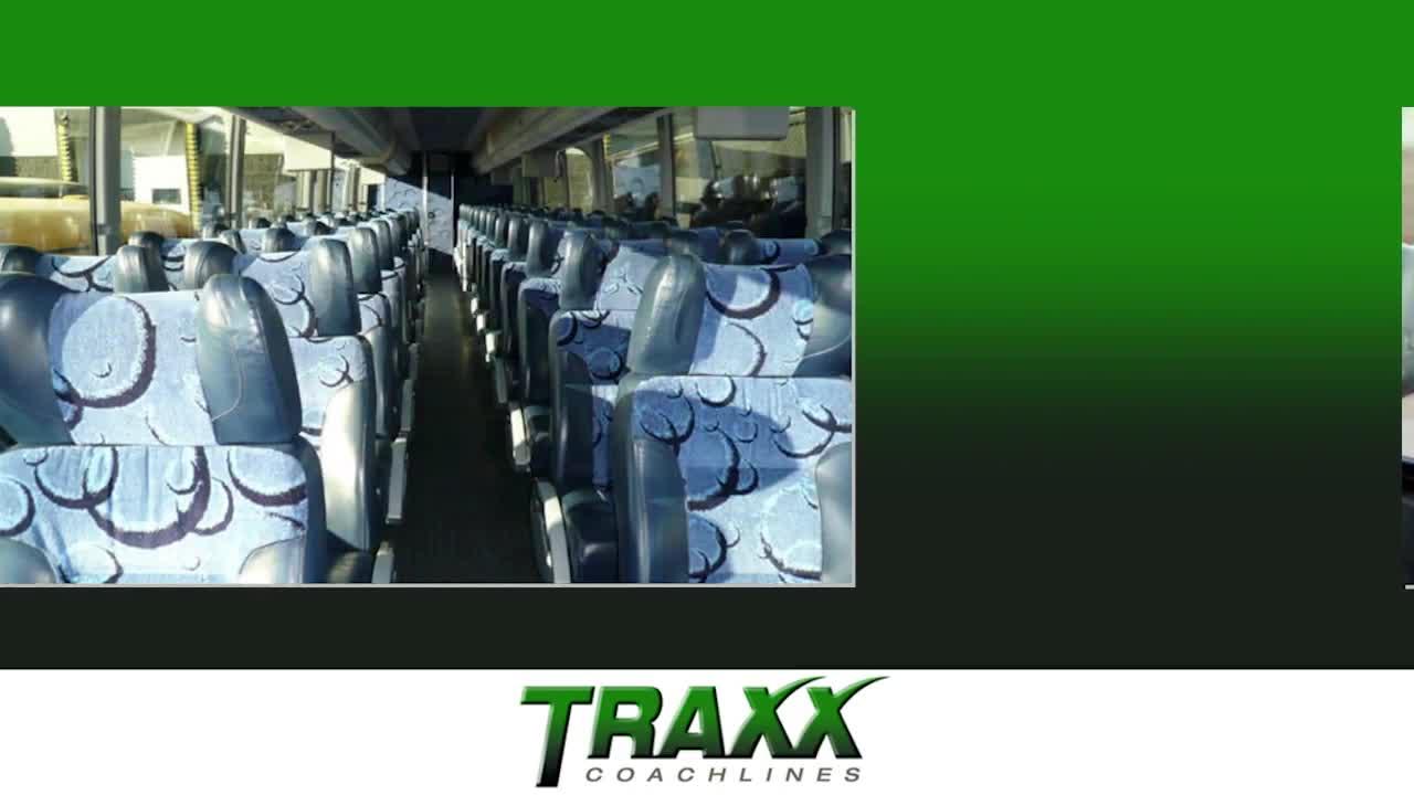 TRAXX Coachlines - Bus & Coach Rental & Charter - 1-844-598-0512