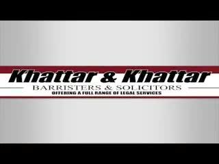 Khattar & Khattar - Lawyers - 902-539-9696