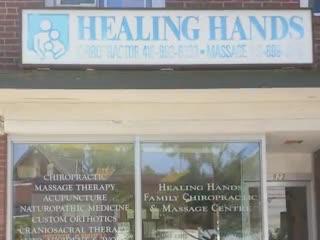 Healing Hands Family Chiropractic & Massage Centre - Chiropractors DC - 416-699-6333