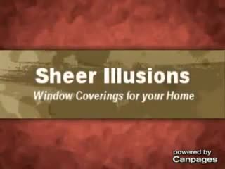 Sheer Illusions - Window Shade & Blind Stores - 403-473-4224