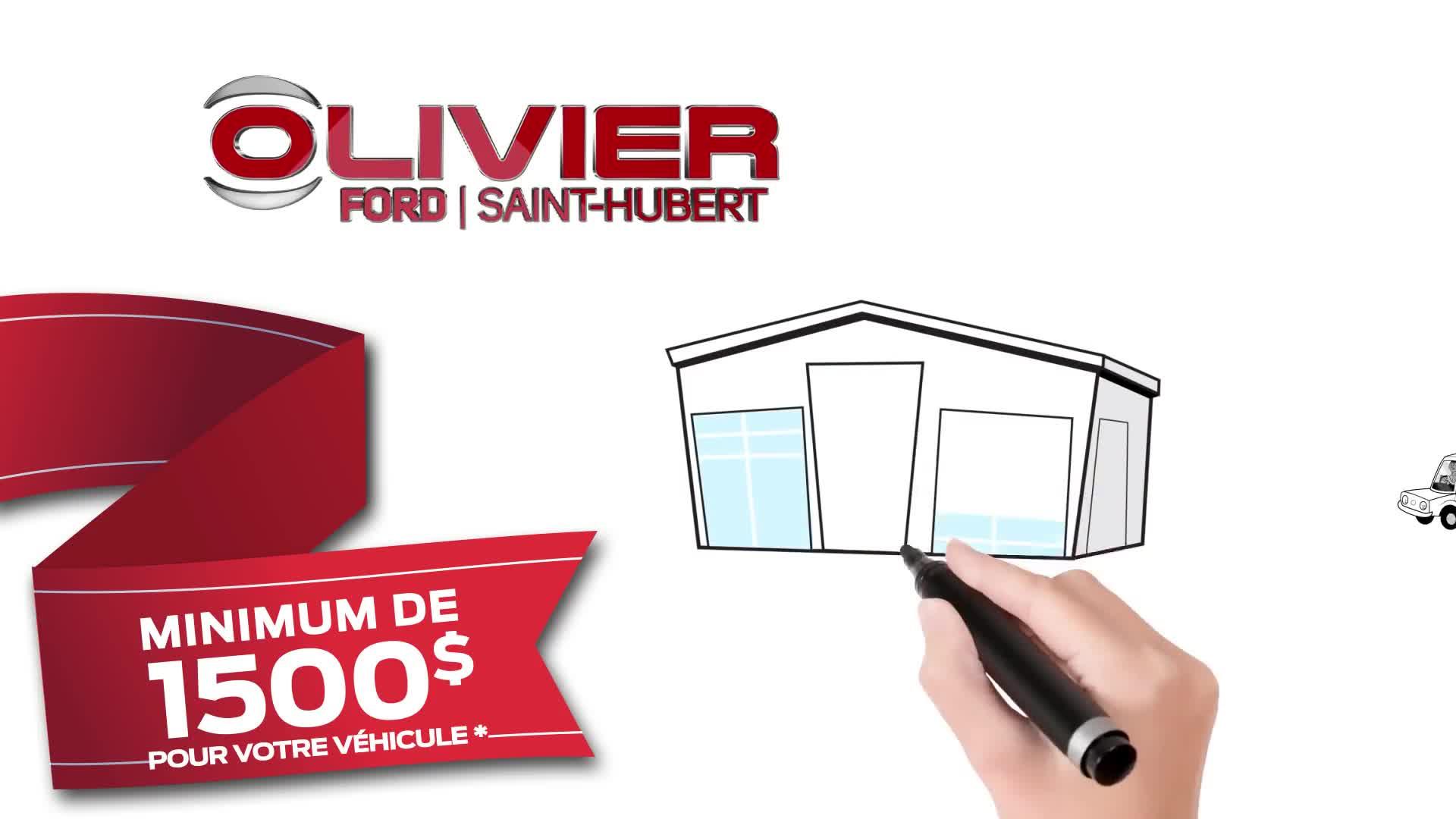 Olivier Ford - Concessionnaires d'autos neuves - 450-445-3673