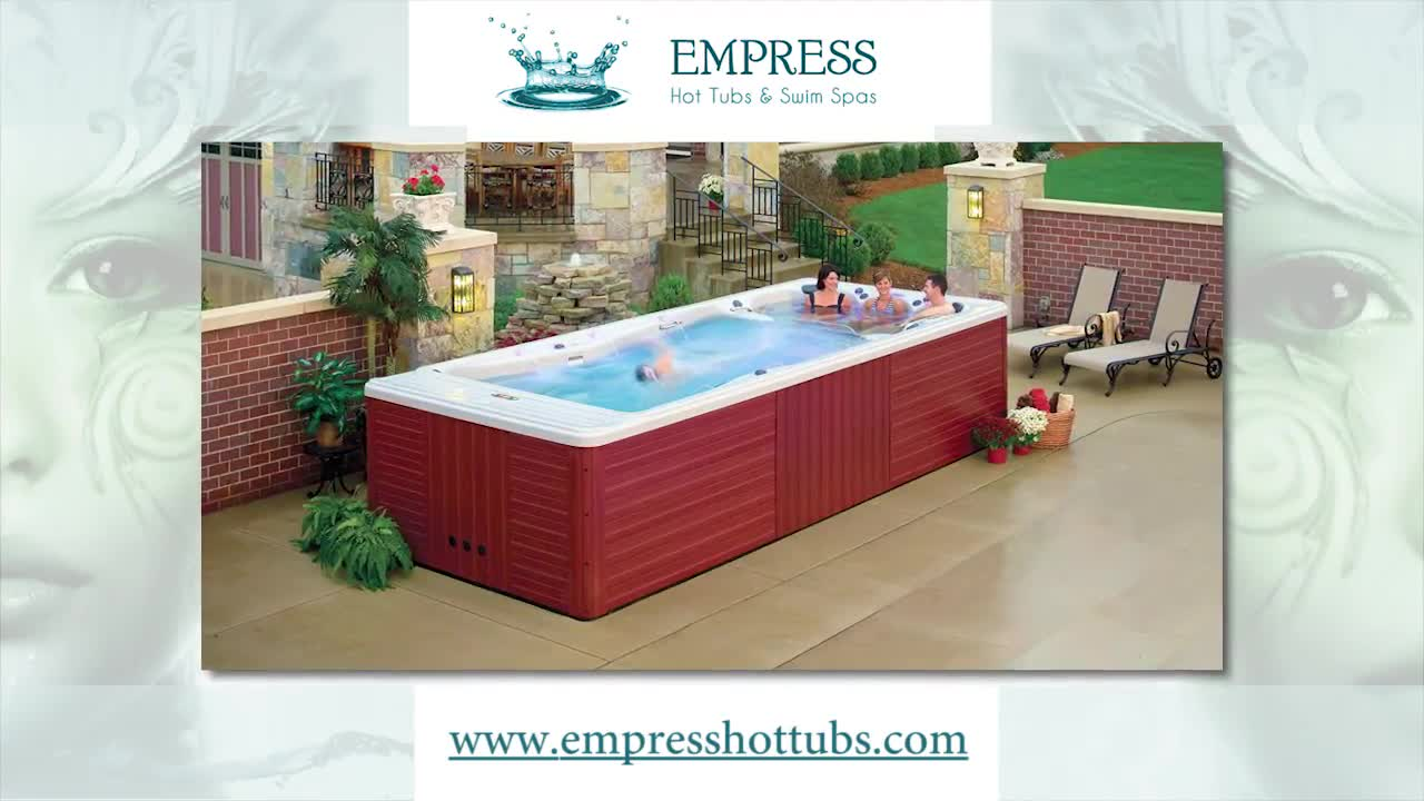 Empress Hot Tubs & Swim Spas - Hot Tubs & Spas - 403-457-5774