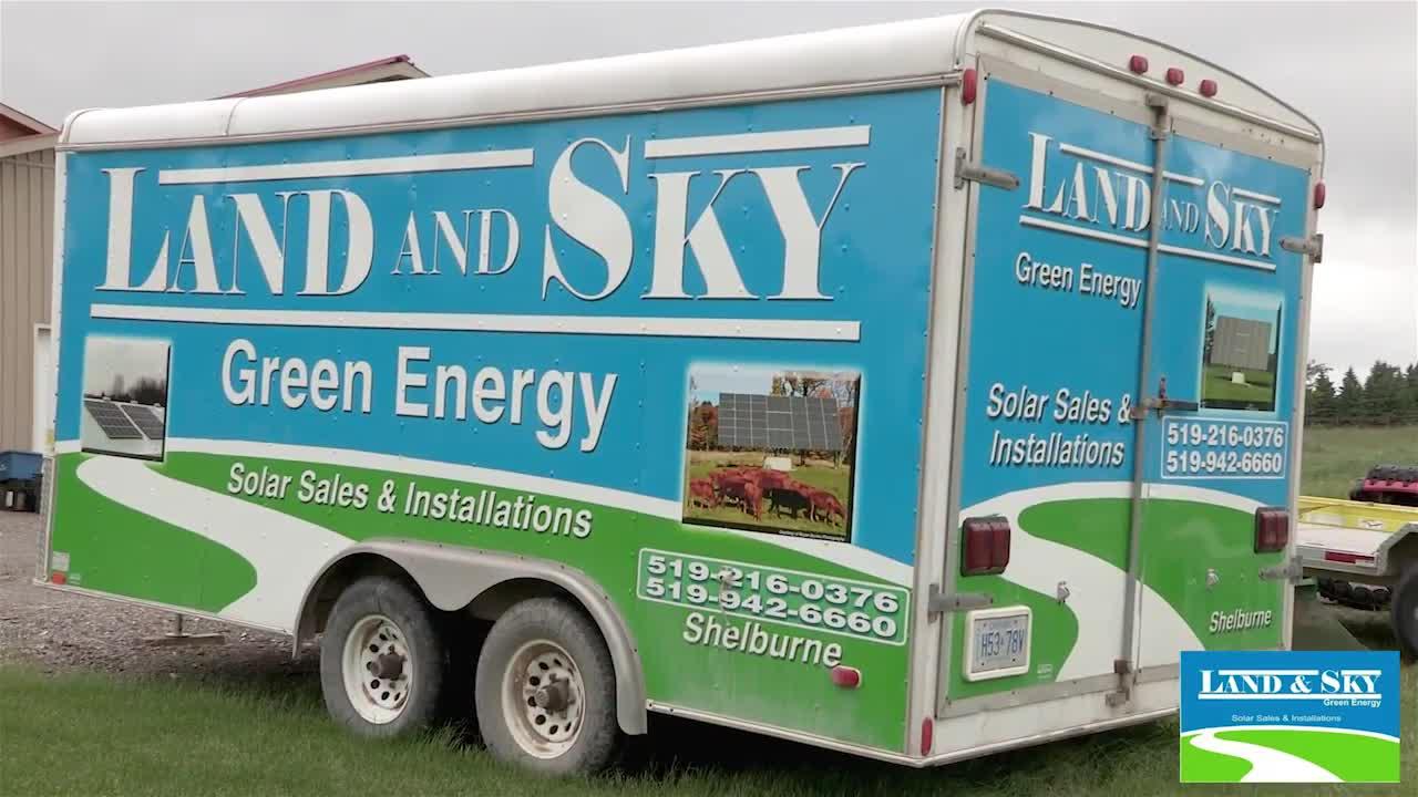 Land & Sky Green Energy Inc - Solar Energy Systems & Equipment - 519-216-0376