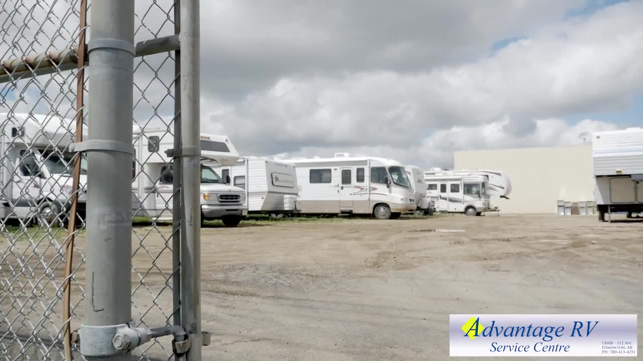 Advantage RV Service Centre - Recreational Vehicle Dealers - 780-413-4251