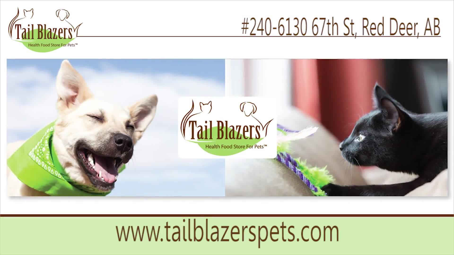 Tail Blazers - Pet Food & Supply Stores - 403-309-1890