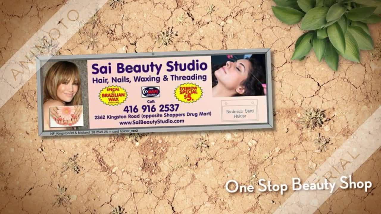 View Sai Beauty Studio's Scarborough profile