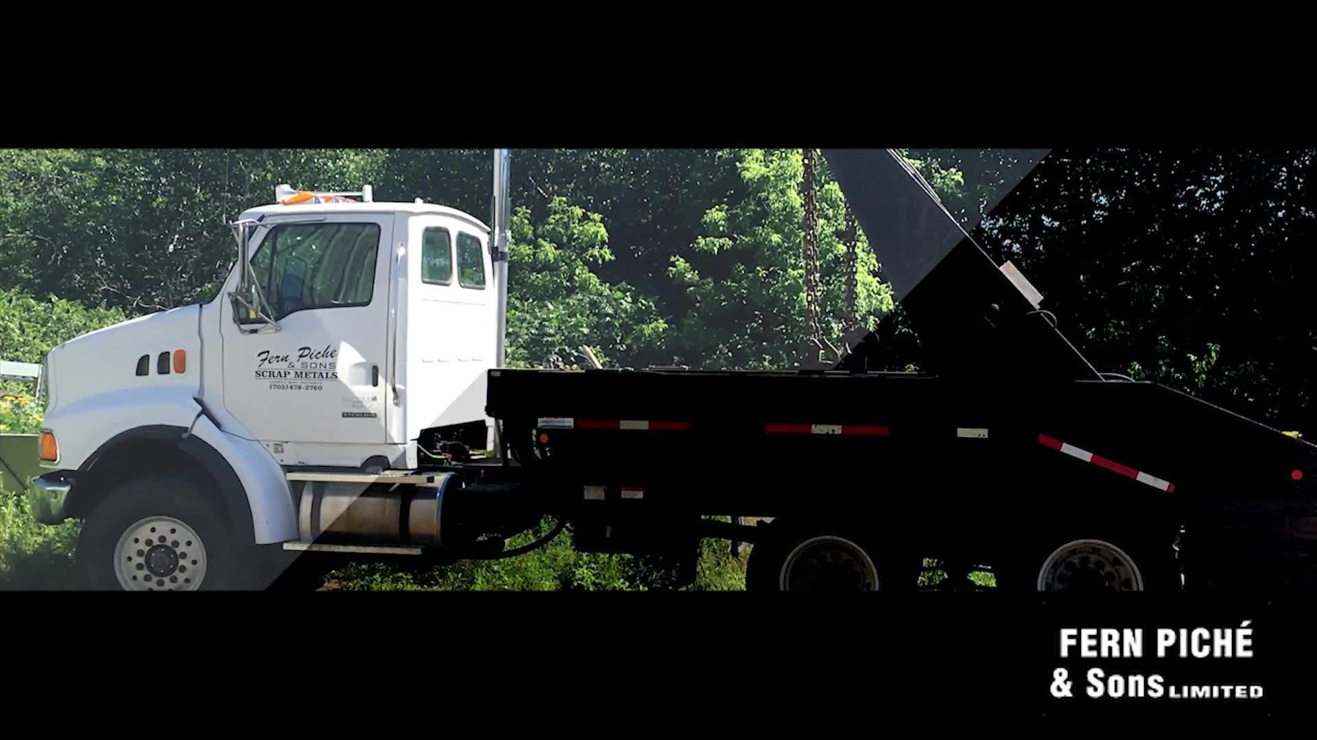 Piche Fern & Sons Limited - Scrap Metals - 705-476-2760