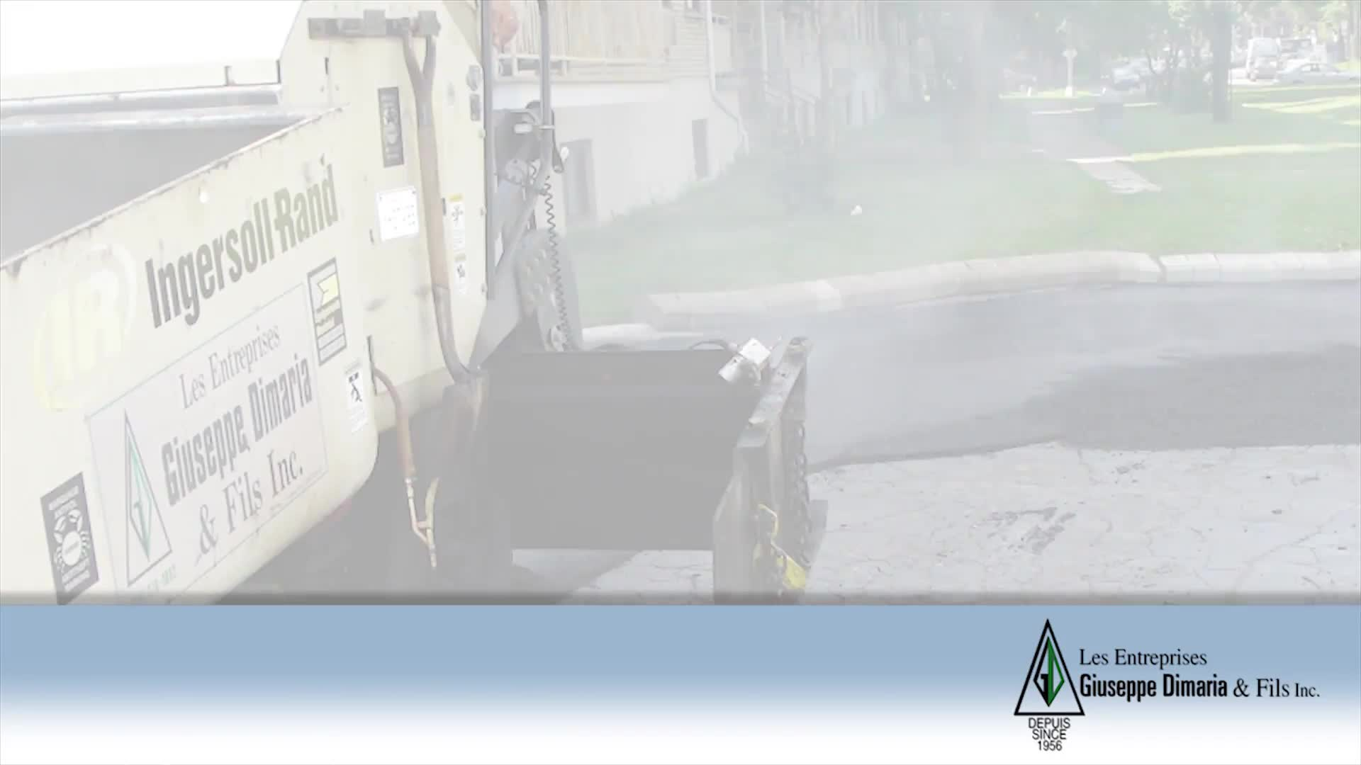 Entreprises Giuseppe Dimaria & Fils Inc (Les) - Produits d'asphalte - 514-276-1892