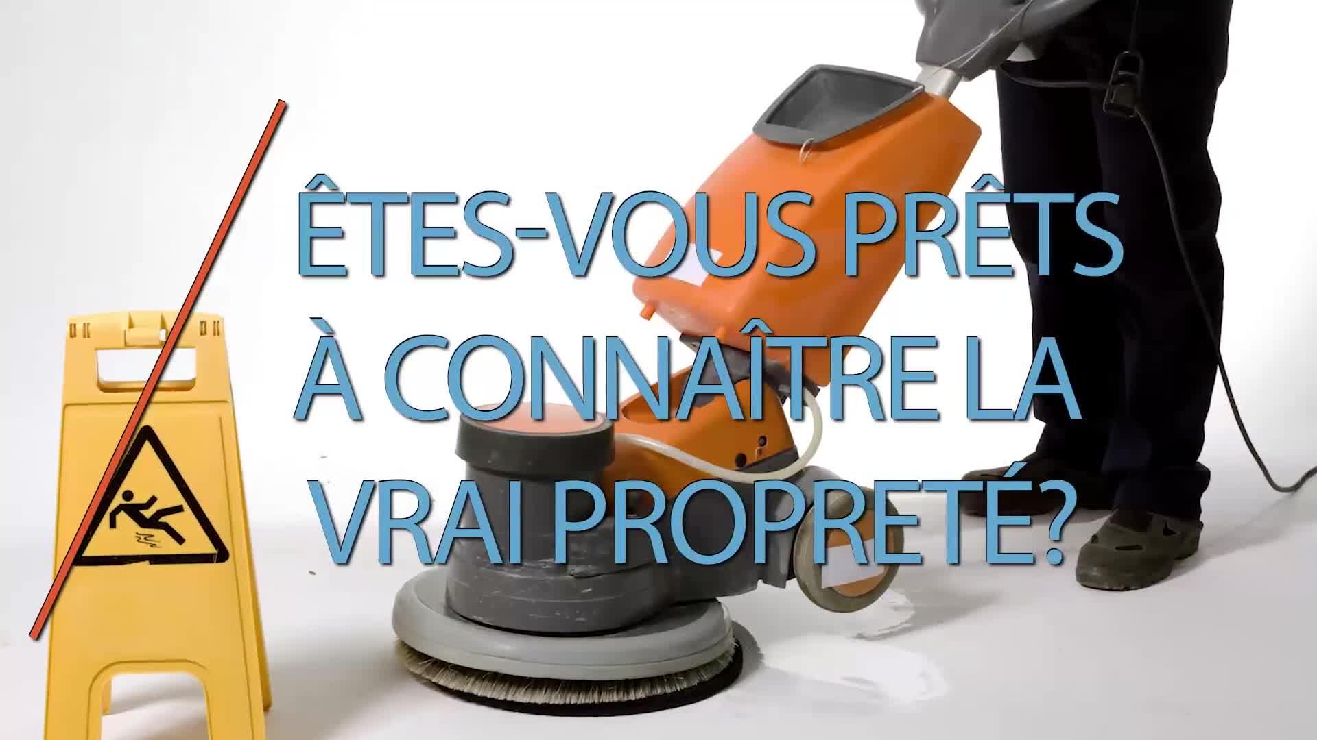 Cité Entretien Propriété Inc - Nettoyage résidentiel, commercial et industriel - 1-888-201-0578